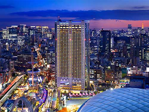 【のぞみ利用】東京ブックマーク 24,000円ポッキリ!東京ドームホテル 2日間