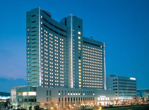 【のぞみ利用】東京ベイ有明ワシントンホテル 2〜4日間