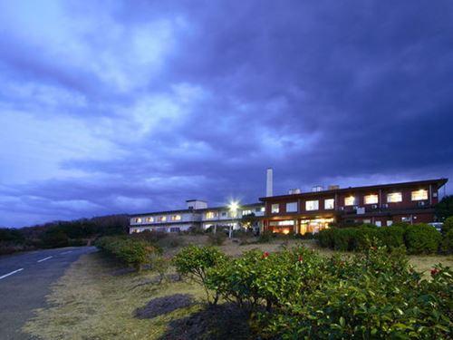 大島温泉ホテル 外観のイメージ