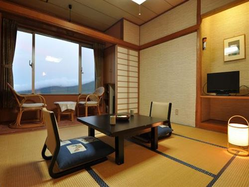 大島温泉ホテル お部屋の一例