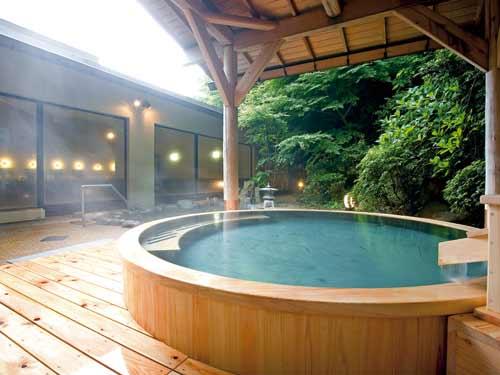 お風呂(露天風呂)のイメージ
