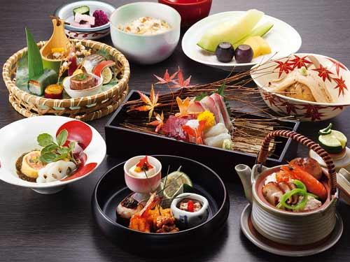 お料理(日本料理)のイメージ