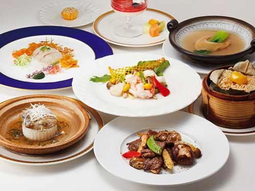 お料理(中国料理)のイメージ