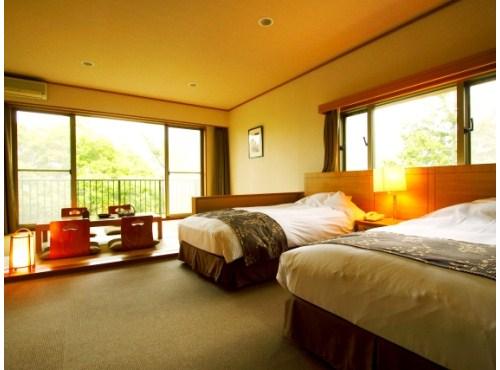 お部屋(水月の庄 和洋室)の一例