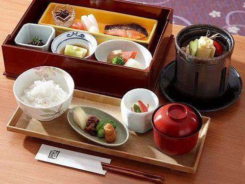 お料理(朝食(和食))の一例
