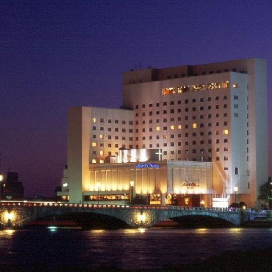 【JALで行く】ホテルオークラ新潟  2日間