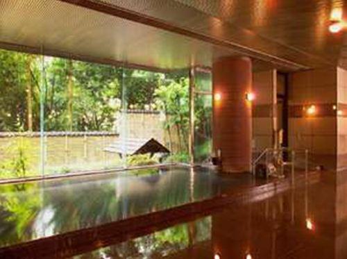 宇奈月国際ホテル 大浴場