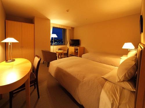 お部屋(ツインルーム)のイメージ