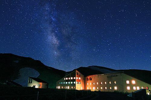 星に一番近いリゾートホテル立山で過ごす 長野→富山 2日間