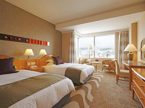 ホテル日航金沢 お部屋(ツイン)の一例 ※要割増代金
