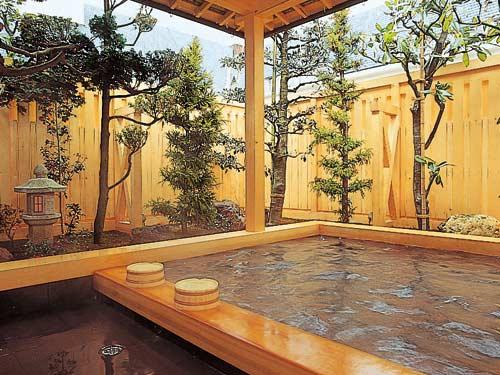 露天風呂(男女入替制)のイメージ