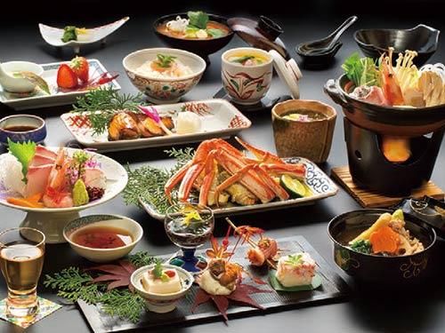 お料理(加賀じわもん会席)のイメージ