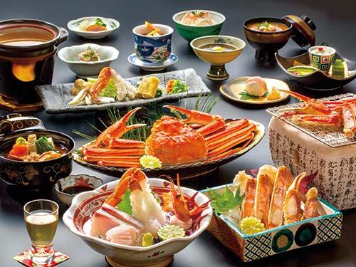 【2/2(土)出発限定!北陸新幹線特別列車「かにを食べに北陸へ。」号で行く】北陸 2日間