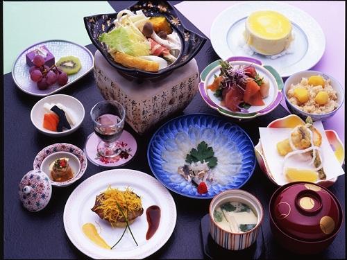 【パーソナリップ山梨】 選べる夕食プラン