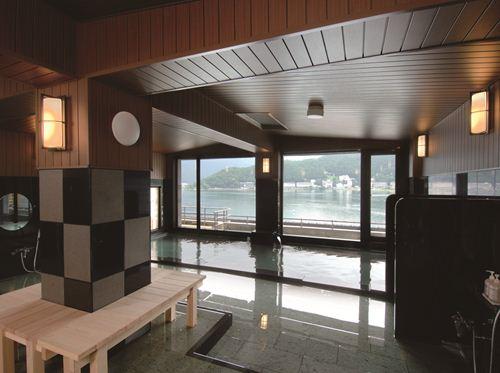 湖上展望風呂(男女入替制)のイメージ