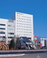 JR上田駅お城口より徒歩1分の「駅チカ」でビジネスにも観光にも大変便利です。 ■秋冬のおでかけ! シンプルプラン