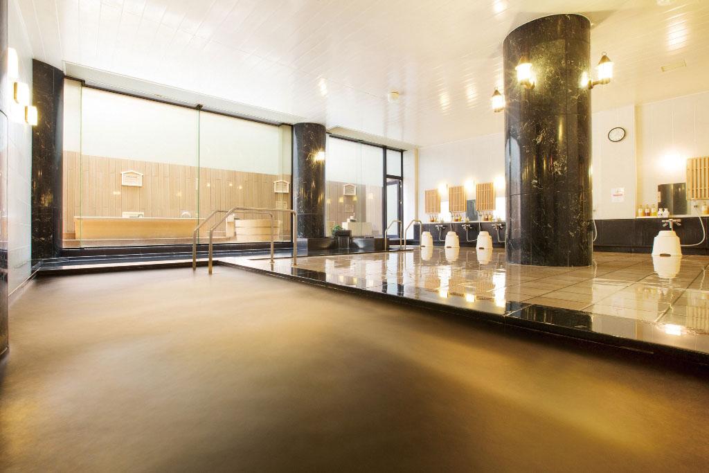お風呂(大浴場)のイメージ