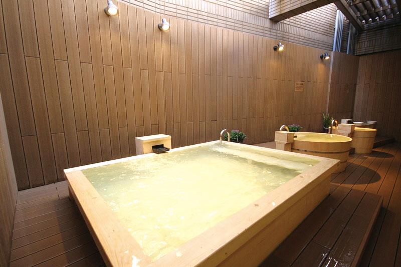 お風呂(大浴場(外湯))のイメージ