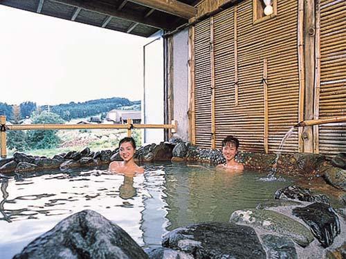露天風呂のイメージ