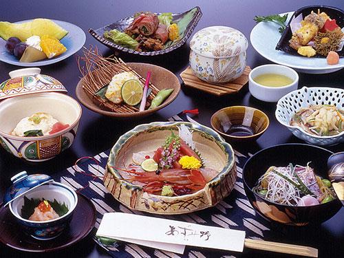 お料理(夕食グレードアップ 和食)のイメージ ※割増あり