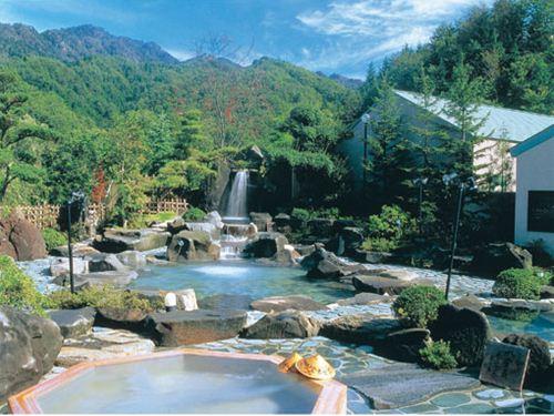 露天風呂「縁覚の湯」のイメージ