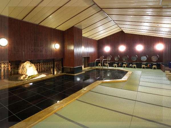 浮世風呂「木香の湯」(大浴場)