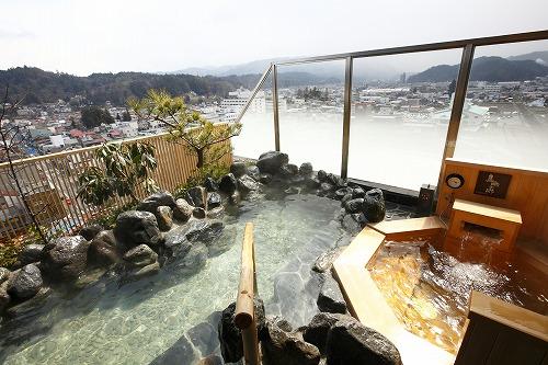 お風呂(大浴場(露天風呂))