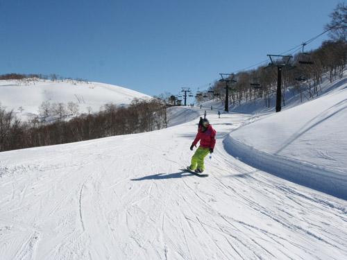 スキージャム勝山(ゲレンデ)のイメージ