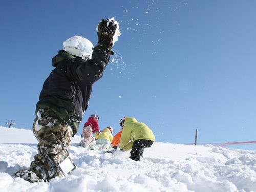 スキージャム勝山(ビキッズパーク)のイメージ
