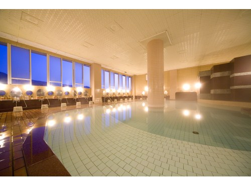 ホテルニューアカオ 大浴場(男女入替制)