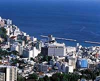 熱海温泉街のイメージ