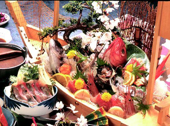 【東海道線グリーン車で熱海へ行こう!】ホテルニュータカハシ 夕食和食会席プラン (2〜5名) 2日間
