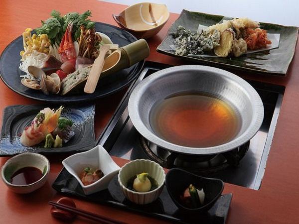 お料理(夕食和会席)の一例