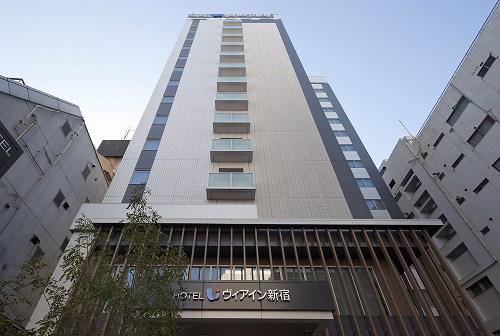 JR新宿駅より徒歩9分!ベッド幅140cm 小学生まで添い寝OKでファミリーにもおすすめ!【禁煙】 ビジネスに!観光に!東京 新宿東ステイ!スタンダードプラン