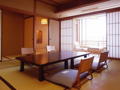 お部屋(本館和室)の一例
