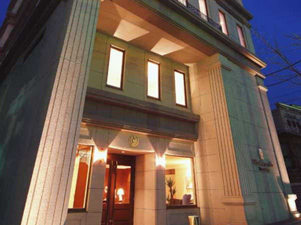 まるで自分の別荘でくつろぐような憩いをご提供する北欧をイメージしたホテル♪駐車場無料! ビジネスに!観光に!北海道 函館・元町ステイ!スタンダードプラン デラックスダブル