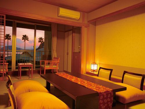 ホテル季の座 お部屋(和室)の一例