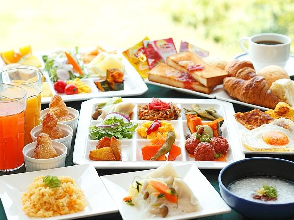 朝食バイキングのイメージ※朝食付プランのみ