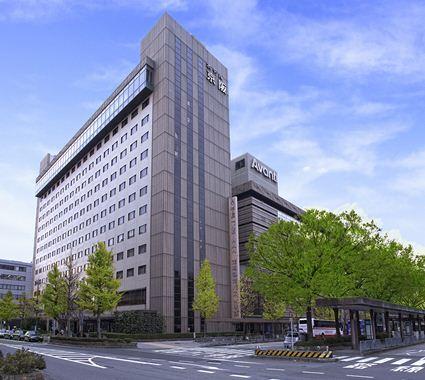 ホテル京阪京都グランデ 全景