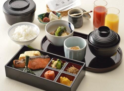 京料理「たん熊 北店」朝食のイメージ
