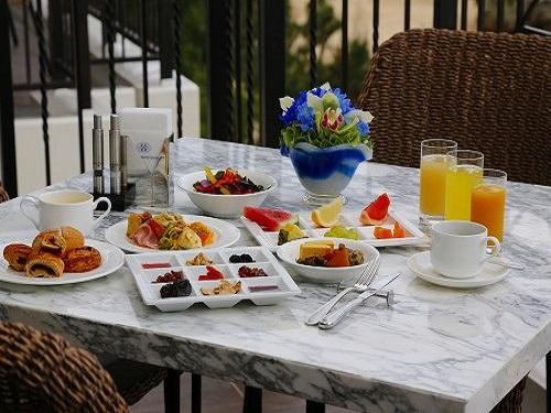 ホテル 朝食(和洋ブッフェ)イメージ