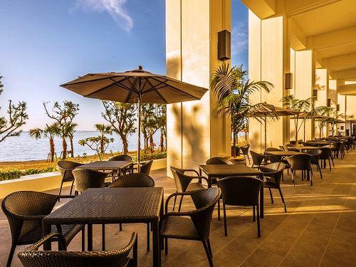 ホテル施設 タイガービーチカフェ イメージ