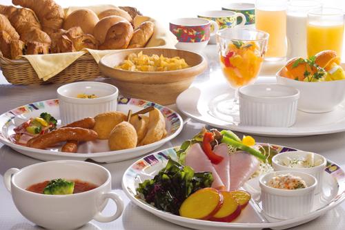 お料理(朝食)のイメージ