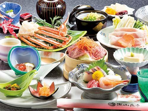 夕食料理「夢ごぜん」のイメージ