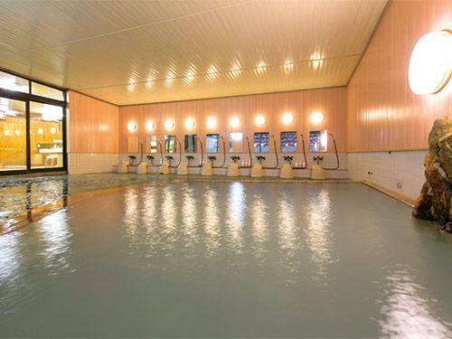 大浴場「ハマユウの湯」