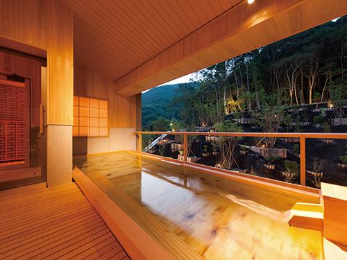 お風呂(伊久大浴場)のイメージ