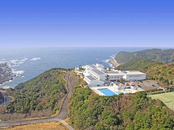 南紀白浜温泉より約20分<br>高台から見下ろす太平洋は南紀随一です! 和歌山県 周参見に泊まろう!スタンダードプラン(露天風呂付)