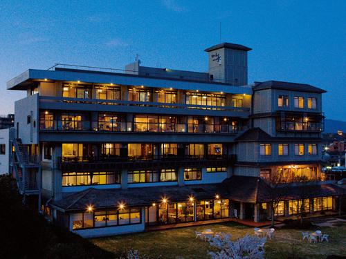 すべてのお部屋から美しい宍道湖の景色が眺望できます。 【縁結び】松江しんじ湖温泉・玉造温泉 和室(8畳/バス・トイレ付)