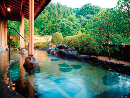 佳翠苑 皆美 露天風呂「天遊の湯」のイメージ