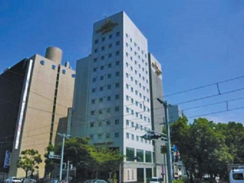 【夕方から旅♪1日乗車券付!】広島インテリジェントホテル アネックス2・3日間